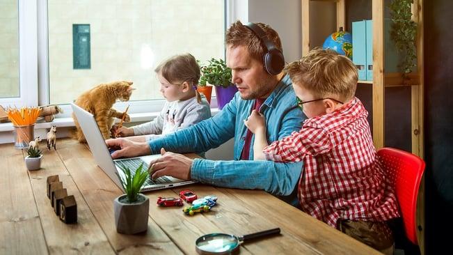 Hjemmekontor i virustider Er dine ansatte riktig utstyrt?
