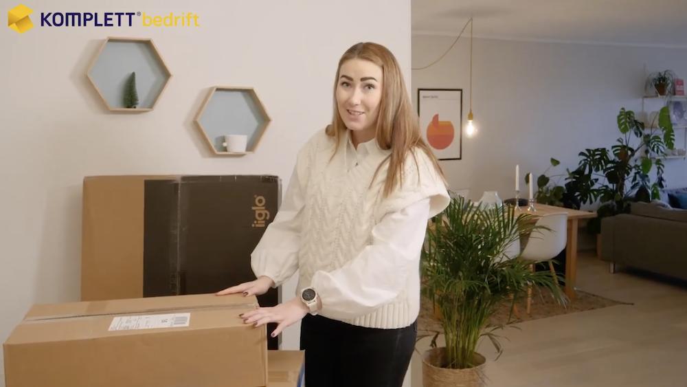 Hvordan sette opp et hjemmekontor til 5000