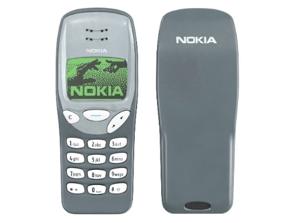 Nokia 3210 var kjempepopulær på 90-tallet