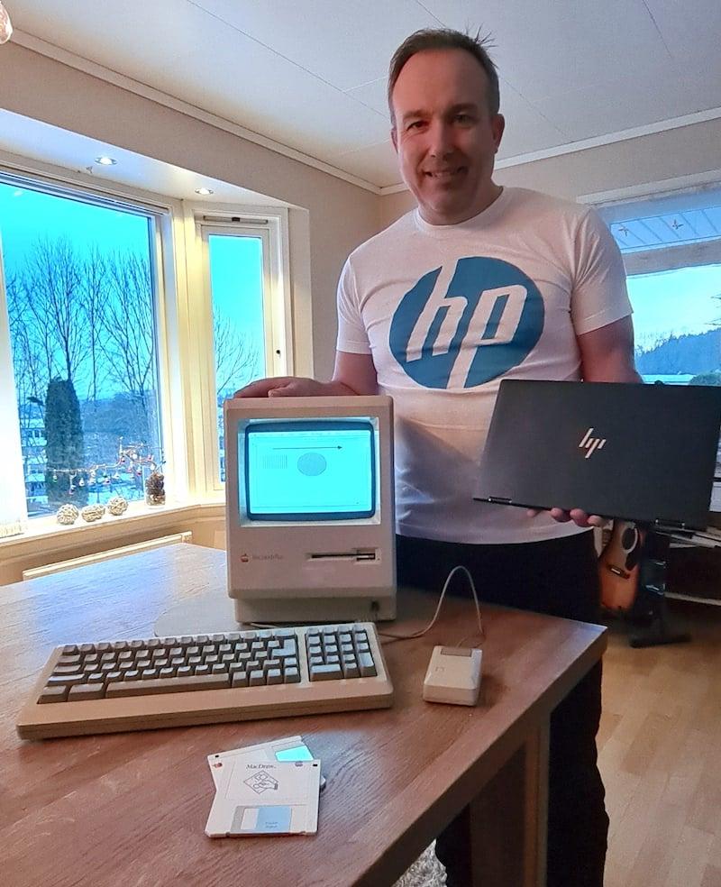Verner Hølleland HP Norge