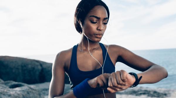smartklokkene bidrar til å motivere til aktivitet