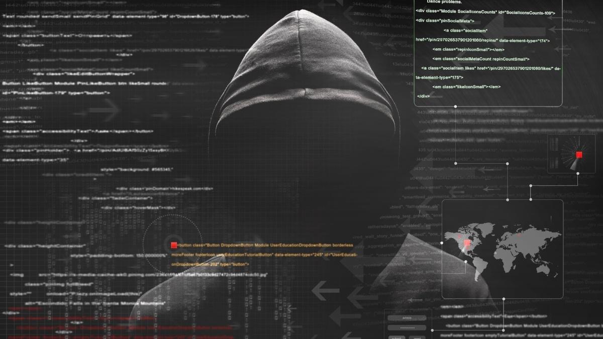 IT-sikkerheten er truet på arbeidsplassen