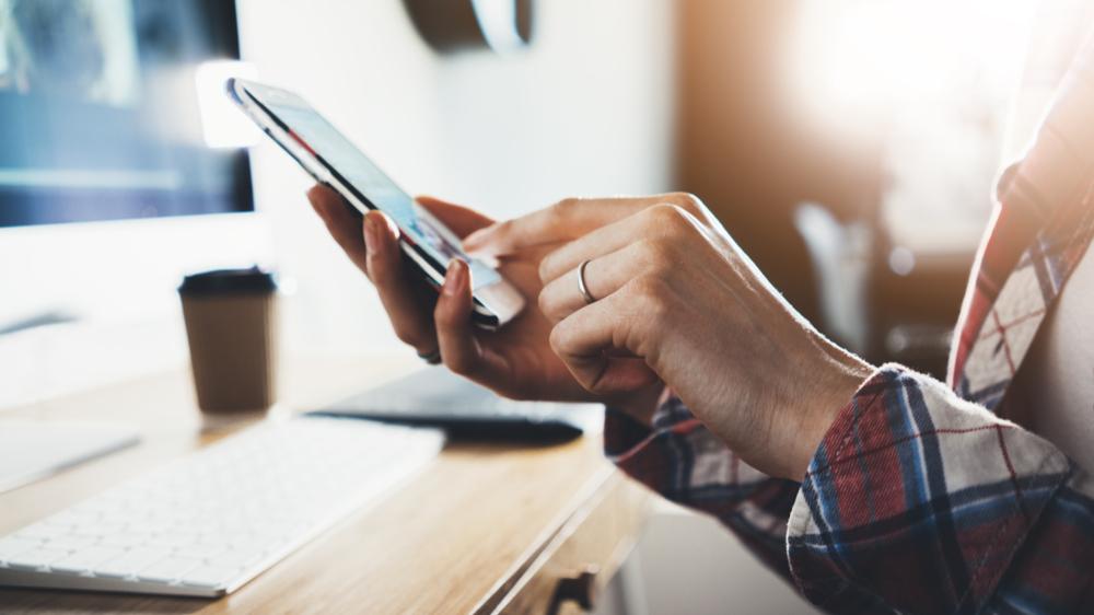 mobiltelefon til ansatte