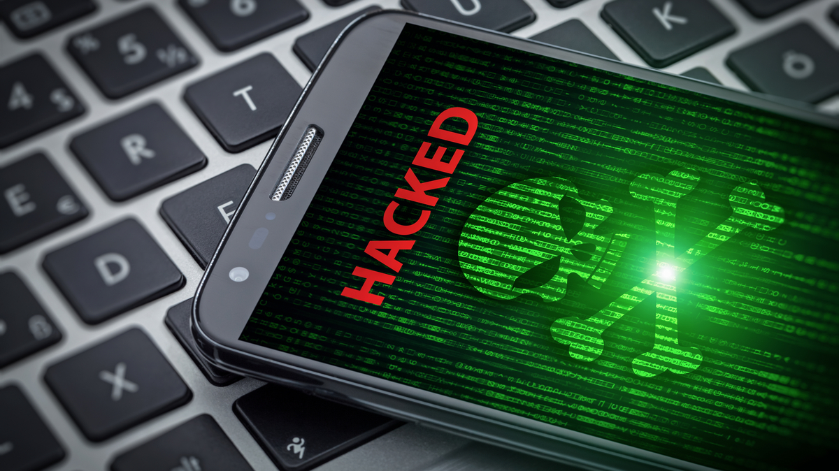 hacker bedriften via mobilen