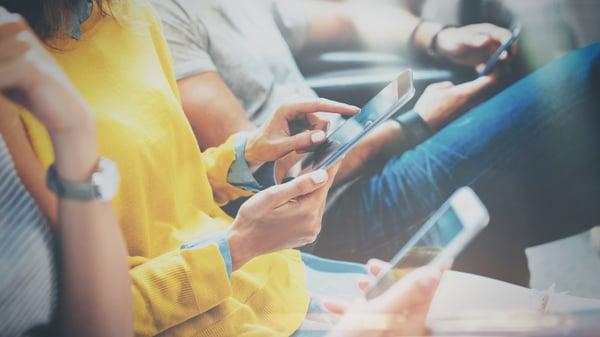 mobiltelefonbruk