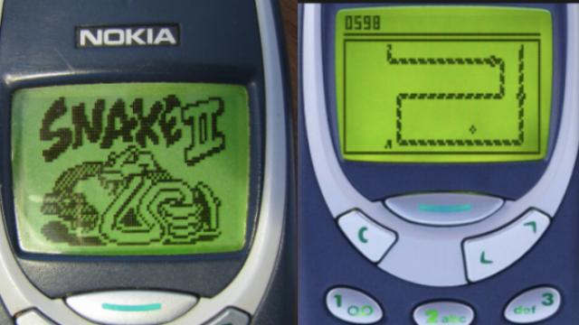 Nokia snake nostalgi