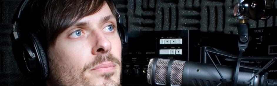xlr-mikrofon til webinar og podkasting