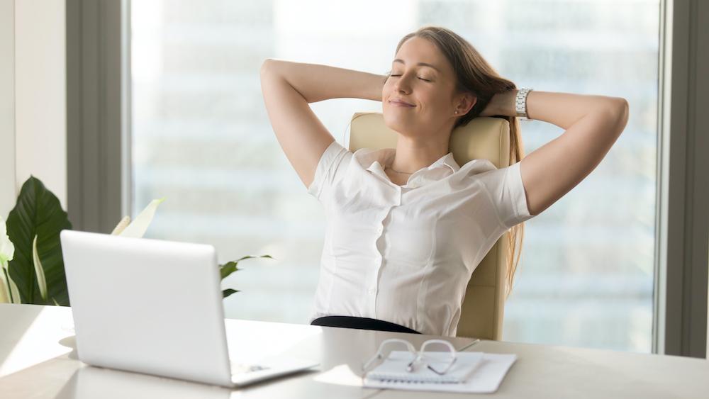 Ergonomi: Fem tips for god kontorhelse