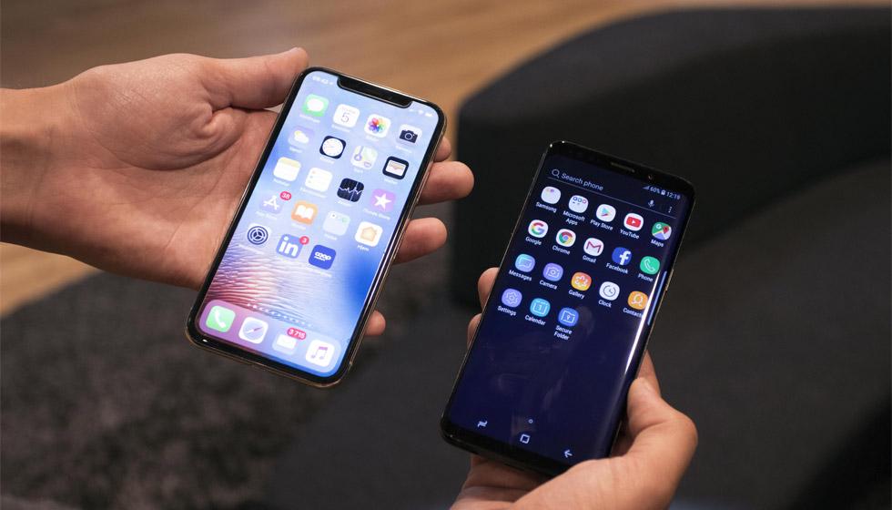 Apple versus Samsung: Vi knuser mytene