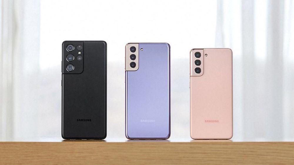 Samsung Galaxy S21 er her!