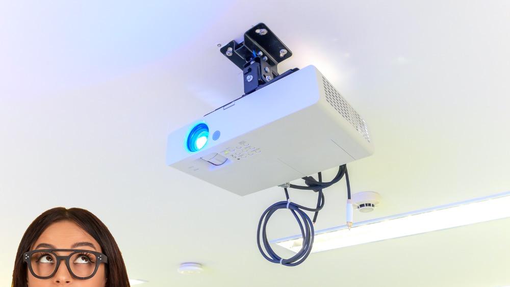 Derfor bør du bytte ut projektoren på møterommet