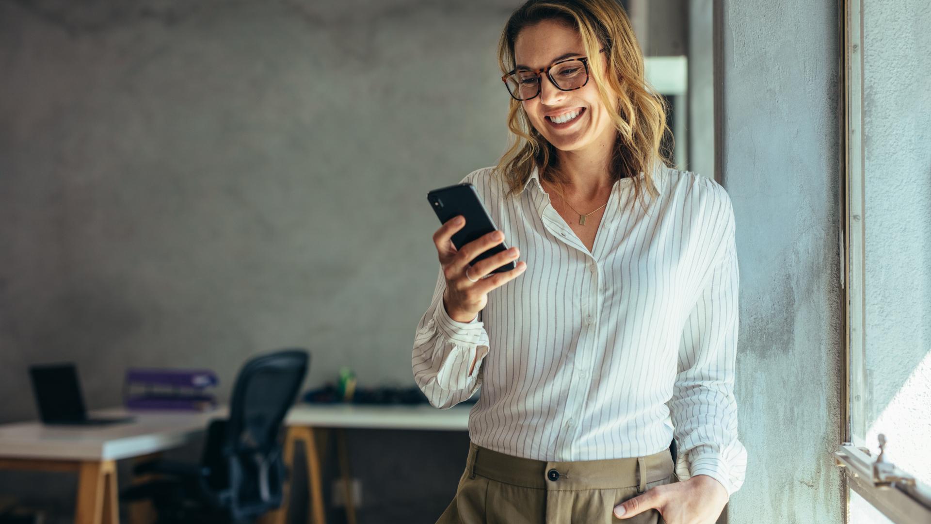 Mobilbruk i bedriften gjort enkelt
